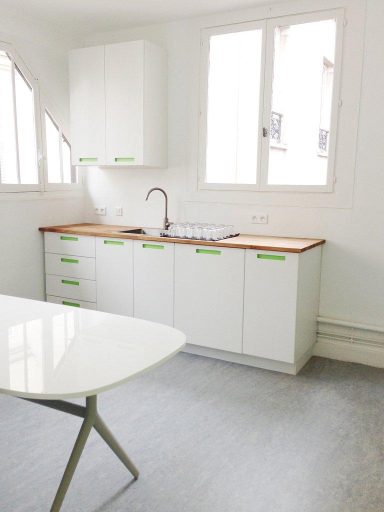 Bureaux HBS Paris